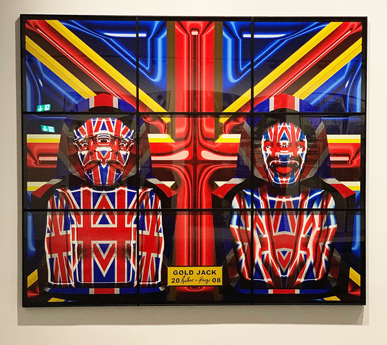 Gilbert and George - The Naked Shit Pictures (1994)