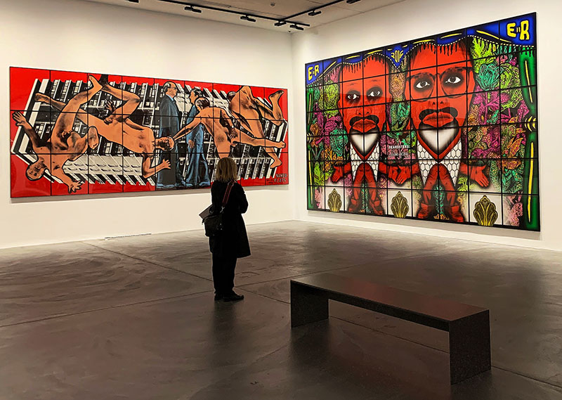 Gilbert & George: The Naked Shit Pictures (+ The Naked