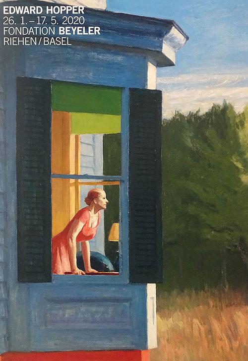 Edward Hopper Ausstellung Basel