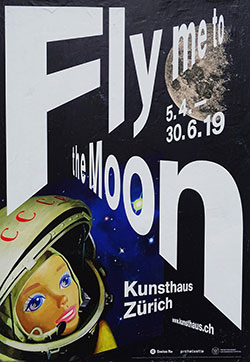 ausstellung fly me to the moon kunsthaus. Black Bedroom Furniture Sets. Home Design Ideas